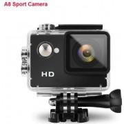 Akciona kamera Eken A8 crna