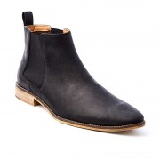 Croft Camden Shoes Black FLP698