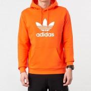 adidas Trefoil Hoodie True Orange