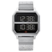 Adidas Archive R2 Watch Gray Orange Gray Orange