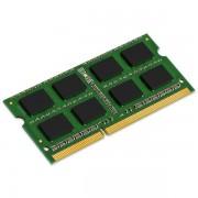 KINGSTON 4GB DDR3 1600MHz Non-ECC CL11 SODIMM SR x KVR16S11S8/4