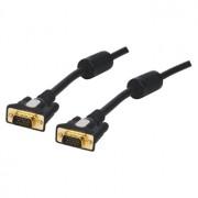 Hoge kwaliteit VGA kabel verguld [diverse lengtes]