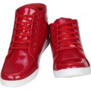 Emosis Rock Sneakers For Men(Red)