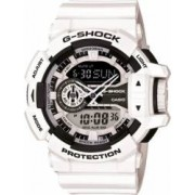 Ceas Barbatesc Casio G-Shock GA-400-7AER White-Black