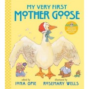 My Very First Mother Goose, Hardcover