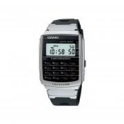 Reloj Casio CA-56-1D-Negro Con Plateado