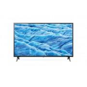 """LG 49UM7100PLB LED TV 49"""" Ultra HD, WebOS ThinQ AI, Ceramic Black, Two pole stand"""