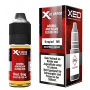 Lichid Tigara Electronica Premium Xeo American Blend Red Tobacco, Fara Nicotina, 70%VG si 30%PG, Fabricat in Germania