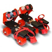 Farraige Roller Skates for Kids Age Group 5-10 Years Adjustable Inline Skating Shoes (Multi Color)