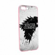 Husa Apple iPhone 7 Plus 8 Plus Silicon Winter is Coming P29