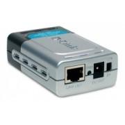 D-LINK Adaptador PoE con Switch DWL-P50, Alámbrico, 802.3af