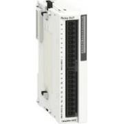 Bővítő Modul, 16 Kimenet Relés, Rm Tbk TM2DRA16RT-Schneider Electric