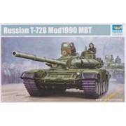 Trumpeter Model czołgu T-72B model 1990 w skali 1/35, Trumpeter 05564