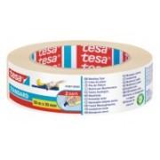 Maskovacia páska STANDARD, odstrániteľná do 2 dní, 50m x 50mm Tesa 05089-00000-00