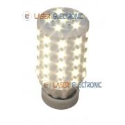 Lampadina a Led 56 SMD5630 Bianco Puro Freddo E27 Alta Luminosità 18 Watt