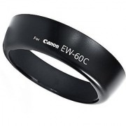 Cam Cart Camera Lens Hood for Canon Eos Camera LENS EW 60 18-55 mm 55-250