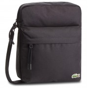 Мъжка чантичка LACOSTE - Crossover Bag NH2012NE Black 991