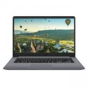 Лаптоп, Asus VivoBook15 X510UF-EJ696, Intel Core i3-7020U (2.3 GHz, 3MB), 15.6 инча FHD (1920x1080) AG, Web Cam, 8GB DDR4, 90NB0IK2-M12300