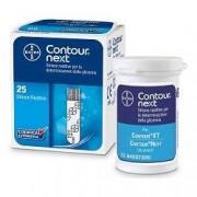 Ascensia diabetes care italy Contour Next Glicemia 25 Strisce