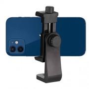 PONTM Soporte para teléfono con Soporte de trípode para cámara Digital giratoria, Soporte de vídeo para Smartphone Compatible con videocámara iPhone XS MAX, 8766s Plus, Galaxy S9 + S8S7