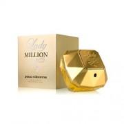 Lady million paco rabanne eau de parfum spray donna 30 ml