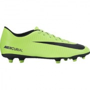 Nike Men'S Mercurial Vortex III FG Green Football Shoes