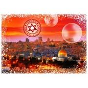 Puzzle Grafika - Travel around the World - Israel, 2.000 piese (60098)