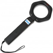 vidaXL Handheld Metal Detector Black