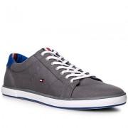 Tommy Hilfiger Schuhe Herren, Textil, grau