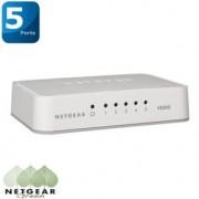 NETGEAR Switch 5 ports 10/100 - FS205