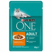 Purina ONE Adult - 12 x 85 g con Pollo e Fagiolini