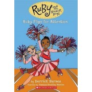 Ruby Flips for Attention (Ruby and the Booker Boys #4), Paperback