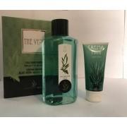 Sireta The Vert Set: Edp 500 Ml + Crema Mani Aloe Vera 100 Ml (8024527950015)