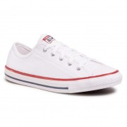 Кецове CONVERSE - Ctas Dainty Ox 564981C White/Red/Blue
