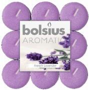 Bolsius Geurtheelicht 4 uur brick 18 French lavendel