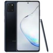 Samsung Galaxy Note 10 Lite N770F Dual SIM, 128GB, fekete, Gyártói garancia