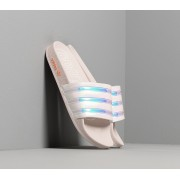 adidas Adilette W Orchid Tint/ Solar Orange/ Ftw White
