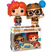 Carl & Ellie Funko pop limited edition