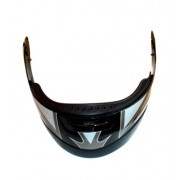 Queixeira Capacete ZEUS 508/508C BLACK