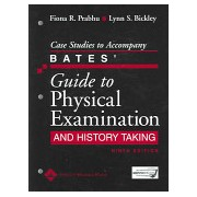 Case Studies to Accompany Bates' Guide to Physical Examination and History Taking (Prabhu Fiona R.)(Paperback) (9780781792219)