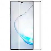 Pelicula de vidro 5D preto para Samsung Galaxy Note 10 Lite