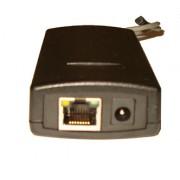 Мрежов термометър и хигрометър ThermoBox TH-355