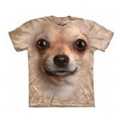 The Mountain Kinder honden T-shirt Chihuahua