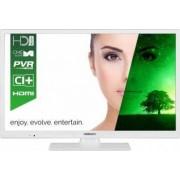 Televizor LED 61cm Horizon 24HL7101H HD Alb 3 ani garantie