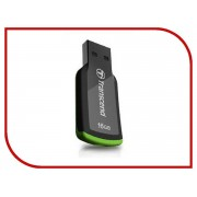 USB Flash Drive 16Gb - Transcend FlashDrive JetFlash 360 TS16GJF360