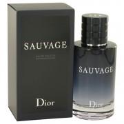 Sauvage Eau De Toilette Spray By Christian Dior 3.4 oz Eau De Toilette Spray