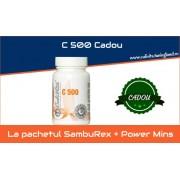 Promotie Calivita Noiembrie 2014: SambuRex + Power Mins