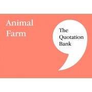 Quotation Bank. Animal Farm GCSE Revision and Study Guide for English Literature 9-1, Paperback/***