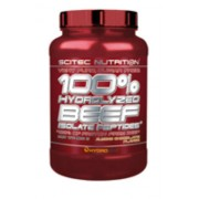 100% Hydrolized Beef Isolate Peptides 900g mandulás csoki Scitec Nutrition