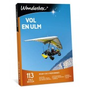 Wonderbox Coffret cadeau Vol en ULM - Wonderbox